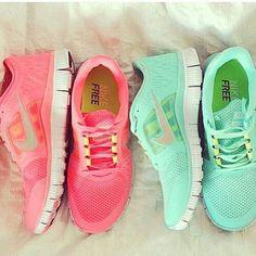 Love running!!!