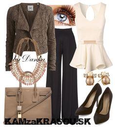 #kamzakrasou #sexi #love #jeans #clothes #coat #shoes #fashion #style #outfit #heels #bags #treasure #blouses #dress Čierne vzdušné nohavice - KAMzaKRÁSOU.sk