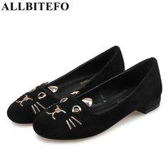 ru.aliexpress.com store product ALLBITEFO-fashion-sweet-genuine-leather-round-toe-metal-charm-comfortable-women-flats-casual-high-quality-ladies 1013365_32779913433.html?spm=2114.12010615.0.0.AvGr7K