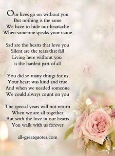 living with grief Mother In Heaven, Dad In Heaven, Missing Mom In Heaven, Missing Grandma Quotes, Mom In Heaven Quotes, Miss My Mom Quotes, In Loving Memory Quotes, Funeral Quotes, I Miss My Mom