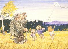 Trolls by Rolf Lidberg