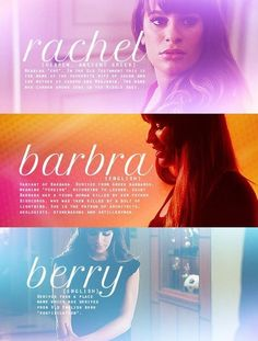 Rachel Barbra Berry
