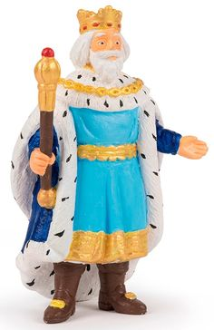 Papo Queen of Flowers Blue Toy Figurine 38804 NEW