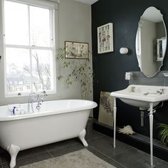 Bathroom   Victorian terrace in Bristol   House tour   PHOTO GALLERY   Ideal Home   Housetohome.co.uk