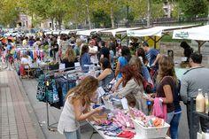 """El comerç local present a les """"Botigues al carrer"""" de la mà de l'""""Associació de Comerciants"""" #SQV"""