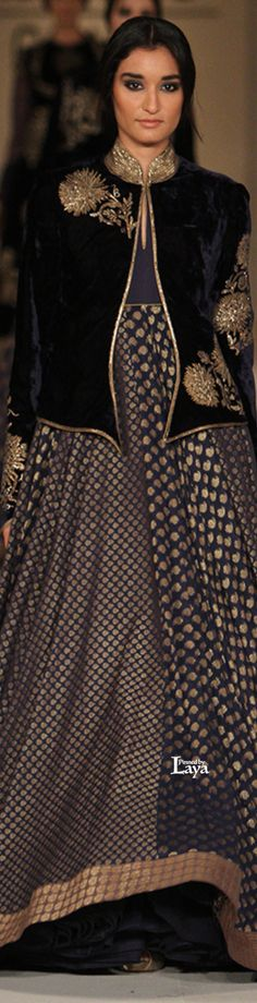 Rohit Bal at Lakmé Fashion Week summer/resort 2016