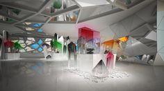 SanYa Crystal Showroom on Behance