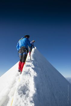 There's nothing quite like reaching the top..   : ) #adventure #mountain