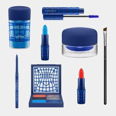"""274 Likes, 28 Comments - CHROMAT (@chromat) on Instagram: """"Omg IT'S HERE!!!!! The #MACxCHROMAT collection hits @maccosmetics counters worldwide June 29th!!!!…"""""""