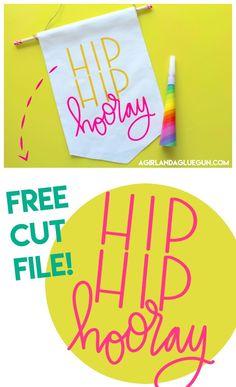 Free cut file-hip hi