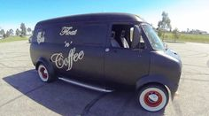 Bedford  CF 2  Van (Float Coffee)  Custom