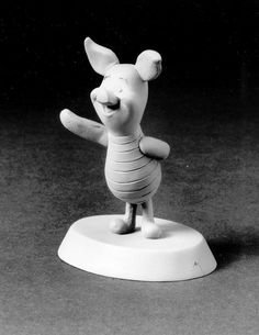 Piglet maquette by Chuck Williams2009, via Flickr
