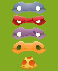 TMNT! by *Alex-Stephen on deviantART