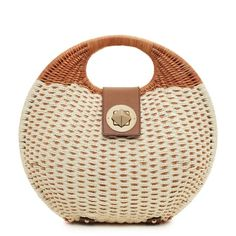 kate spade | wicker park sherri - I can't afford it (& I have LOTS of vintage wicker bags so it's not like I need it in any way shape or form) but boy do I love it!