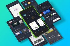 An application to find fun places, events, make friends, and chatting. Events Mobile App UI Kit consists of 22 mobile screen templates design in Sketch. Web Ui Design, Graphic Design, Mobile App Ui, Mobile Technology, Ui Kit, Mobile Design, App Development, User Interface, Templates
