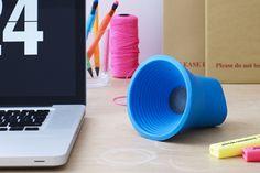 WOW wireless speaker by KAKKOii