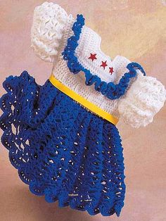 free pattern for baby dress