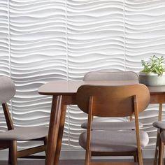 Current Wall Flats - 3D Wall Panels