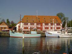Lundeborg harbor