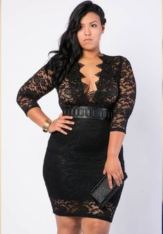 11 Best Plus Size Nightclub Dresses images in 2017 | Plus ...