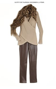 Outfit for Thursday 12/6! Good luck everybody!