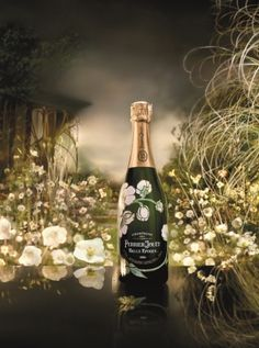 An Alluring Journey into Enchanted Nature captures the beauty waiting to be encorked in each bottle of Perrier-Jouët Belle Epoque. #perrierjouet www.perrier-jouet.com/enchanted-nature