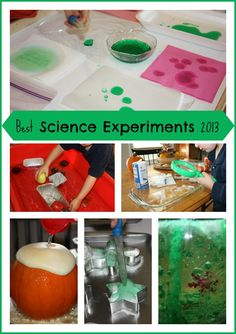best science experiments 2013 from Little Bins for Little Hands