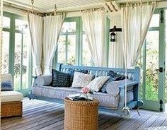Pawleys Island Swing Beds by Mindy McVay