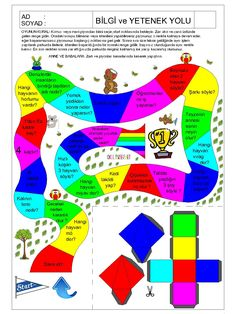 1 Gif, Toddler Learning Activities, Funny Games, Teaching English, My Children, Games For Kids, Board Games, Psychology, Preschool