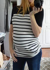 Loveappella Maternity - Chango Maternity Knit Top Stitch Fix Review