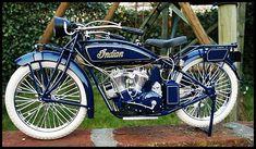 Motocicleta Indian -1928