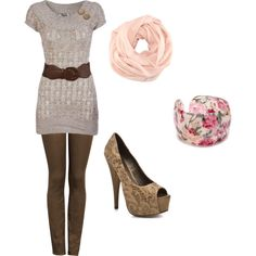 Winter outfit:) Untitled #162, created by ugafaninky on Polyvore