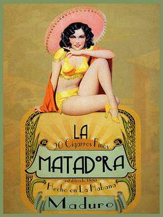 La Matadora, Maduro Cuban Cigars