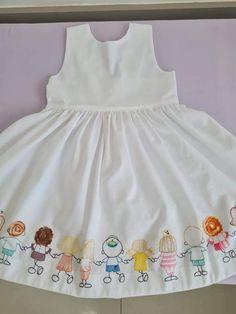 Kids Dress Wear, Little Girl Dresses, Girls Dresses, Flower Girl Dresses, Little Fashion, Kids Fashion, Baby Girl Dress Patterns, Baby Sewing, Fashion Pants