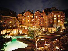 Four Seasons Resort, Whistler Canada : Condé Nast Traveler