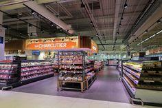 Mons Les Grands Prés: Carrefour nous change l'hyper ! | Gondola