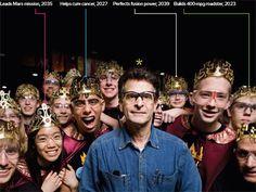 Dean Kamen - A Great Designer's Ideas