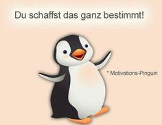 Motivationspinguin #sma #motivation