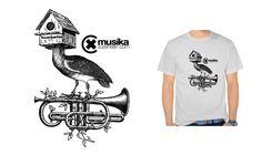musikazuzenean / t-shirt