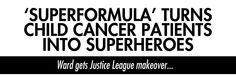 Campanha FANTÁSTICA para crianças com câncer...