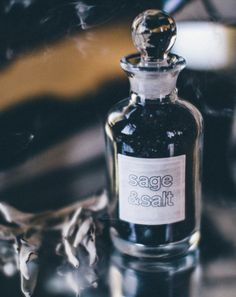 Witches Salt by SageandSaltLLC on Etsy
