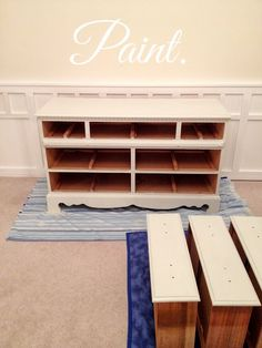 How to paint furniture and get professional results the EASY way! This is great!