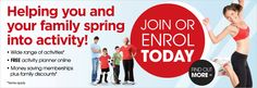 Everyone Active gyms, swimming pools and leisure centres JOIN FOR FREE