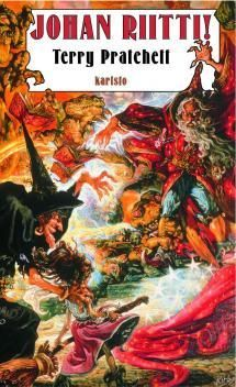 Equal Rites by Terry Pratchett - Eskarina struggles to be accepted into the Discworld's Wizard University on account of being a girl. Funny, clever and subversive fantasy. I Love Books, Good Books, Books To Read, Discworld Books, Science Fiction, Terry Pratchett Discworld, Arte Tribal, Fantasy Books, Fantasy Art