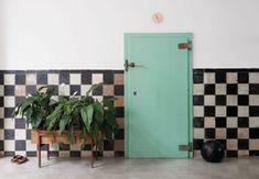 Le cottage sur un air vintage bohème d'Ingrid Weir