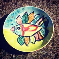 Paint your own pottery Pottery Painting, Hand Painted, Painting Pottery Plates