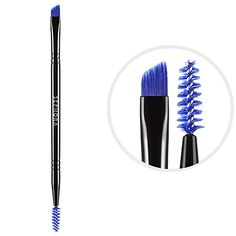 SEPHORA COLLECTION Classic Double-Ended Brow Sculpting Brush: Shop Brow Tools & Tweezers | Sephora