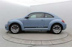 2014 Volkswagen Beetle Coupe 2dr Auto 2.5L w/Sun/Sound/Nav PZEV *Ltd Avail*