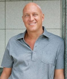 Steve Wilkos. I don't watch his show or anything, but I find him attractive. :)