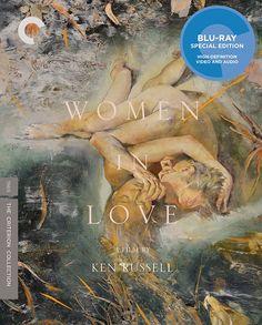 Women in Love - Blu-Ray (Criterion Region A) Release Date: March 27, 2018 (Amazon U.S.)
